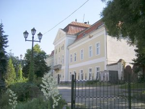 Bývalý župný dom v Užhorode
